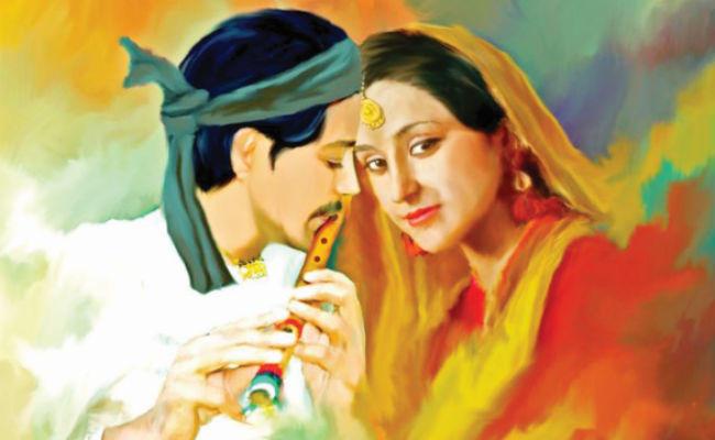 Pic: Lovers Twin flame spiritual