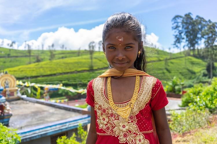 Pic: A Hindu Girl
